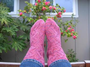 Mom's Sunset Socks.jpg
